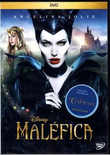 Maléfica ( Angelina Jolie ) Dvd Original Nuevo Sellado