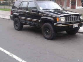 Ocasion Jeep Grand Cherokee Limited 1995 4x4