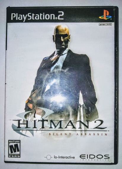 Playstation 2 - Hitman 2 - Original Americano