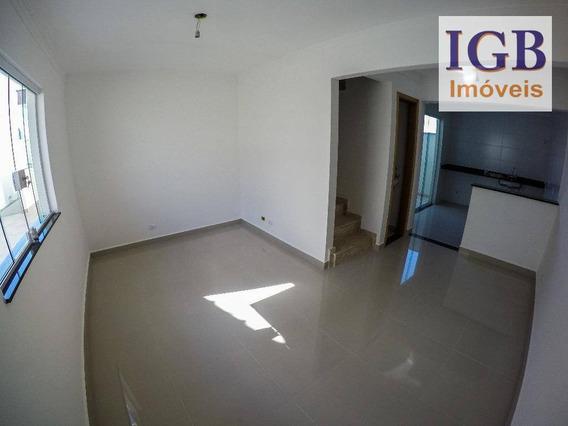Sobrado Com 2 Dormitórios À Venda, 80 M² Por R$ 489.000,00 - Imirim - São Paulo/sp - So0353