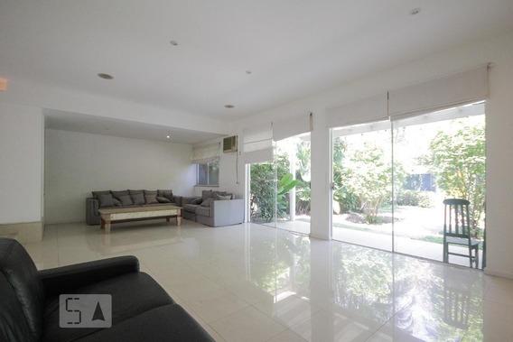 Casa Para Aluguel - Barra Da Tijuca, 4 Quartos, 487 - 893022574