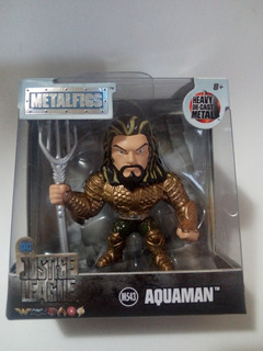 Metalfigs Figura Original Dc Justice League Varios Modelos