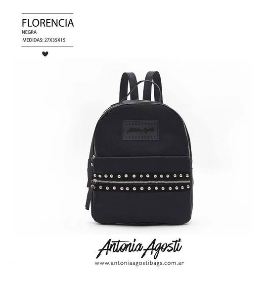 Mochila Florencia - Antonia Agosti- Son Guapas