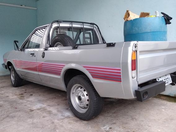Ford Pampa Lx 1.8 Álcool Prata