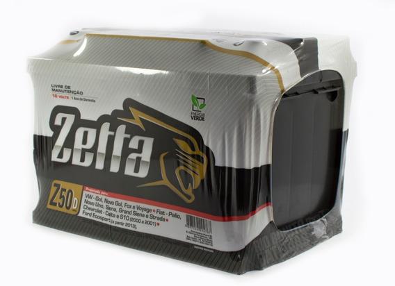 Bateria Para Carro Zetta 50 Amperes