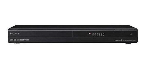 Gravador De Dvd Mesa Sony Rdr-gx380 Upscaling Hdmi Na Caixa