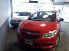 Chevrolet Onix Lt 2015 Oport Clau,.