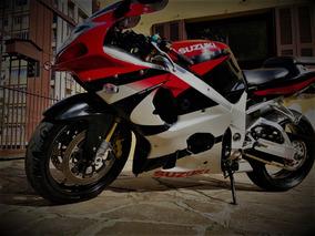 Suzuki Gsx-r 2001 1000cc Com 3 Mil Km
