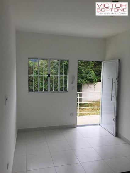 Casa Nova Em Villagio 48,42 M² Botujuru - 683