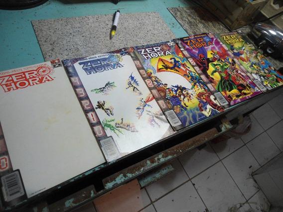 Quadrinhos - Mini Série Retroativa Zero Hora - Dc Completa