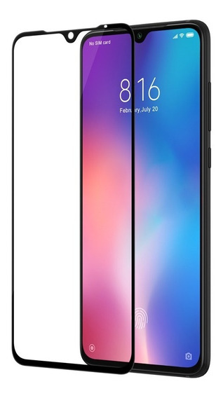 Mica Xiaomi Mi 9 Nillkin Cristal Templado 3d Cp+ Max