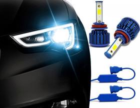 Kit Led Lampada Efeito Xenon H11 6000k 12v 4000lm