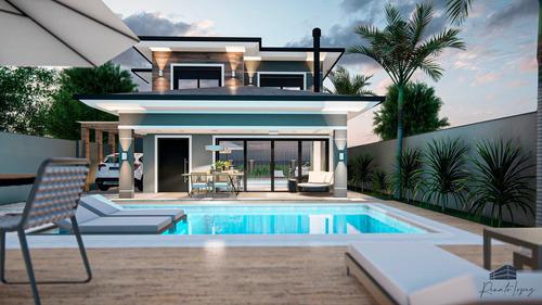 Imagem 1 de 10 de Projeto Arquitetônico Residêncial E Interiores