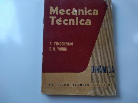 Livro - Mecânica Técnica Dinâmica 2 - Timoshenko - Young