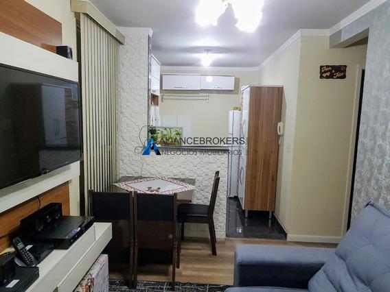 Parque Jardim Paulista 46m², 2 Dormitórios Com Excelente Acabamento. - Ap04217 - 67757896