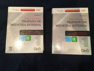 Tratado De Medicina Interna Cecil Y Goldman