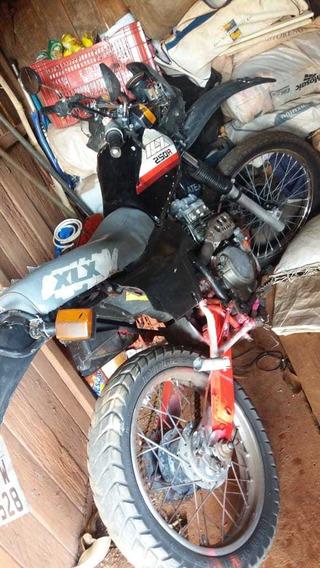 Honda Ronda Xlx250
