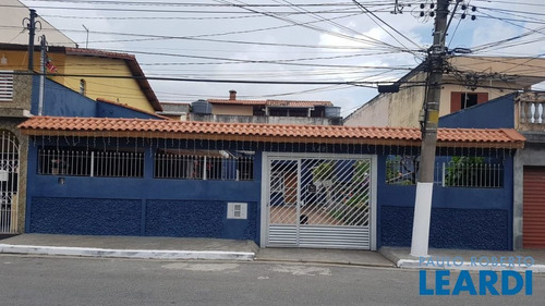 Casa Térrea - Jardim Cliper - Sp - 625486