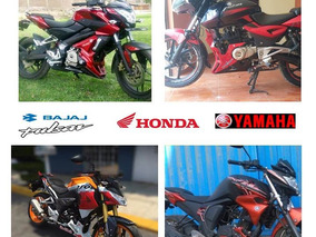 Pecheras Quillas Carenados Pulsar 180 Ns 200 Honda Yamaha