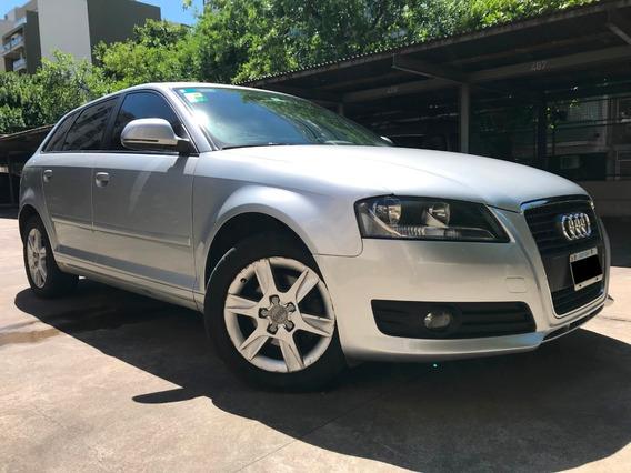 Oportunidad Audi A3 Sportback 1.8t Stronic Cuero Vendo Ya!!!