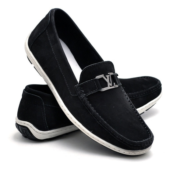 Mocassim Sapatilha Louis Vuitton Casual
