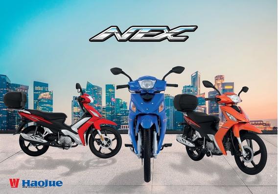 Suzuki Nex 110cc 0km 2018/2019 - 1 Ano De Garantia