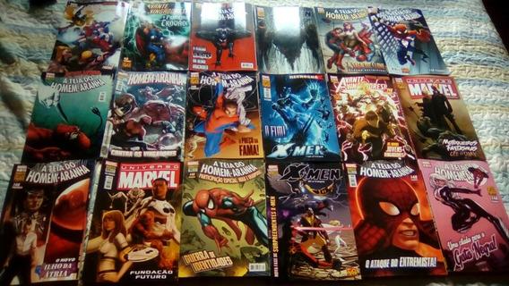 Revistas Marvel 18 Opcoes Valor Unitario