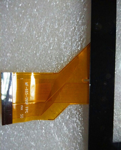 Touch Screen 9 Pulgadas Negro Flex Mf-685-090f Fpc *