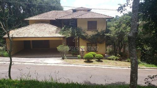 Imagem 1 de 30 de Casa Com 5 Dormitórios À Venda, 473 M² Por R$ 1.380.000,00 - Vila Verde - Itapevi/sp - Ca18521