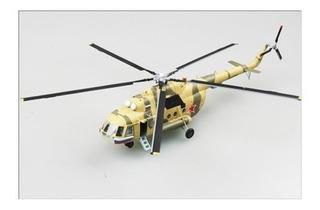 Miniatura Helicóptero Mi-17 Hip-h 1:72 Easy Model 37045