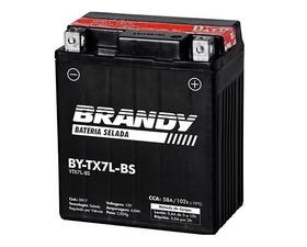 Bateria Brandy Twister Falcon Hornet 05 A 07 Cb300 Fazer 250