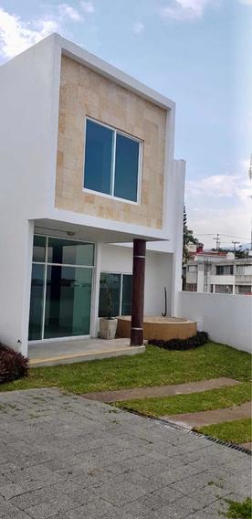 En Venta Casa Nueva En Lomas De Atzingo