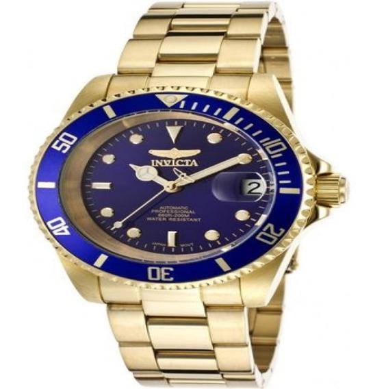 Relógio Invicta Pro Diver 8930ob 40mm Automático Original