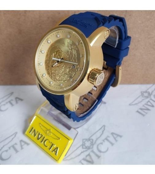 Vendo Relógio Yakuza Azul Top De Linha Preço Popular