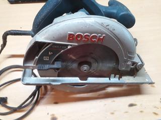Sierra Circular Bosch 1500w 7-1/4