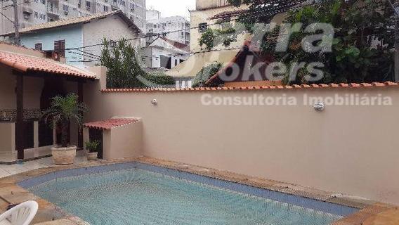 Casa Residencial À Venda, Pechincha, Rio De Janeiro. - Ca0739