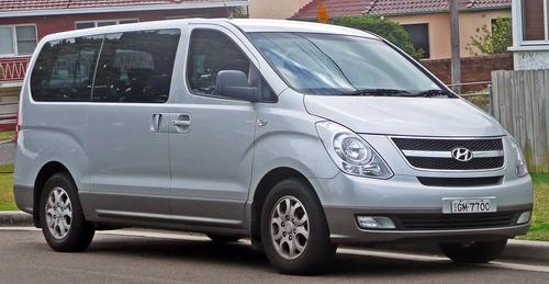 Manual De Despiece Hyundai H1 (2007-2018) Español