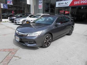 Honda Accord Ex V6 2017 Jfp 300