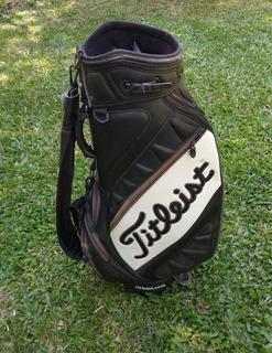 Bolsa De Golf Tour Titleist Usada 6 Divisiones 6 Bolsillos