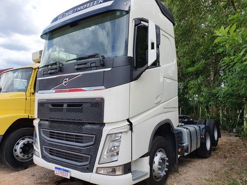 Volvo Fh 460 Ano 2020 Truck  6x2 Teto Alto