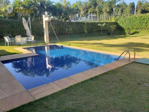 Imagem 1 de 30 de Casa Com 3 Suítes À Venda, 280 M² Por R$ 1.800.000 - Condomínio Altos De Itu - Itu/sp - Ca1307