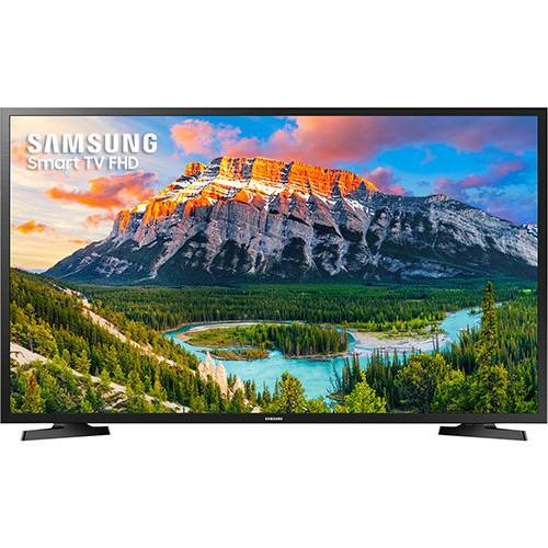 Smart Tv Led 40 Samsung 40j5290 Full Hd Com Conversor