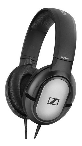 Audífonos Sennheiser Hd 206 Over Ear