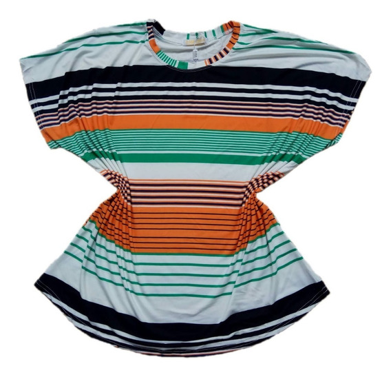 Blusa Plus Size Camiseta Roupa Feminina Grande Estilosa