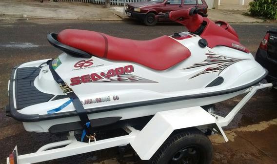 Sea-doo 720cc 2 Tempos