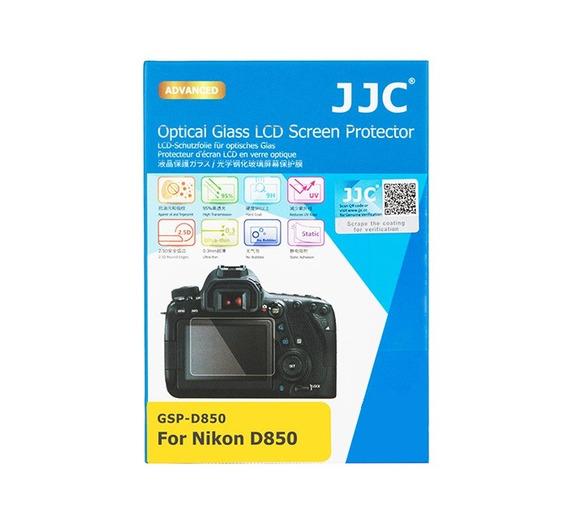 Protetor De Vidro Lcd Câmera Jjc Gspd850 Nikon D850