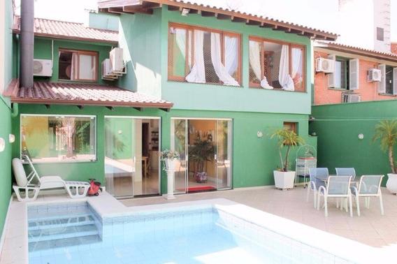 Casa Em Aberta Dos Morros Com 3 Dormitórios - Lu267455