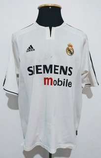 Camisa Real Madrid adidas 2003 - Ronaldo