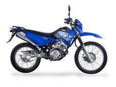 Yamaha Xtz 125 0km Ent Inmediata Azul Blanco Negro