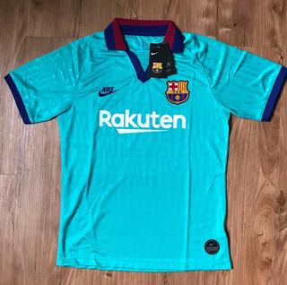 Camisa Barcelona Third19/20 Torcedor Pronta Entrega